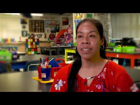 California  Educators: Dr. Angel Mejico, El Cerrito Middle School