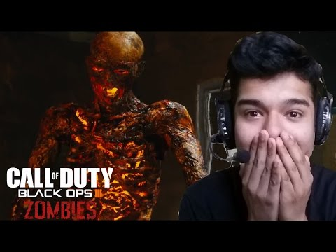 Official Call of Duty: Black Ops III Zombies Chronicles Gameplay  - Reacción