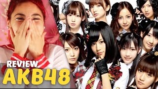 AKB48 - Review / Reseña musical de JPOP [ PARTE 1 ]