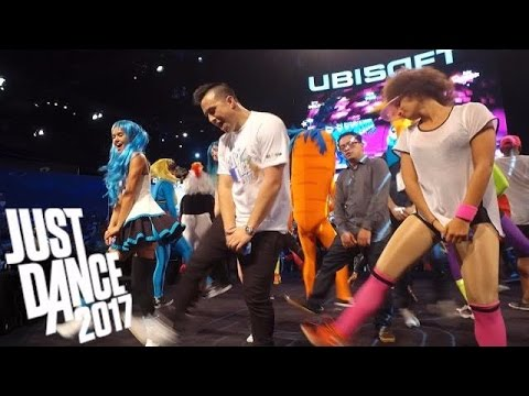 Just Dance 2017: DADDY - PSY ft. CL of 2NE1 | E3 Expo 2016 | Jayden Rodrigues JROD