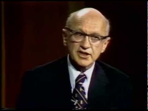 Milton Friedman Capitalism and Freedom The choice of the people