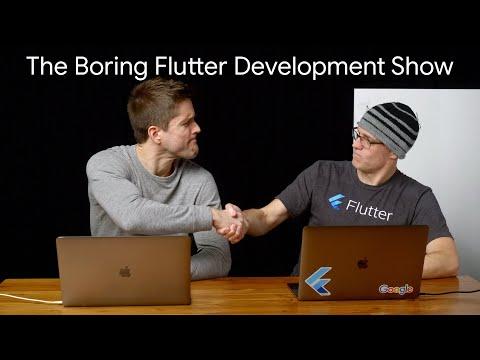 Adding a custom navigation bar to DashCast (The Boring Flutter Development Show, Ep. 35)