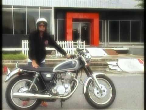 Yamaha sr400 part 1