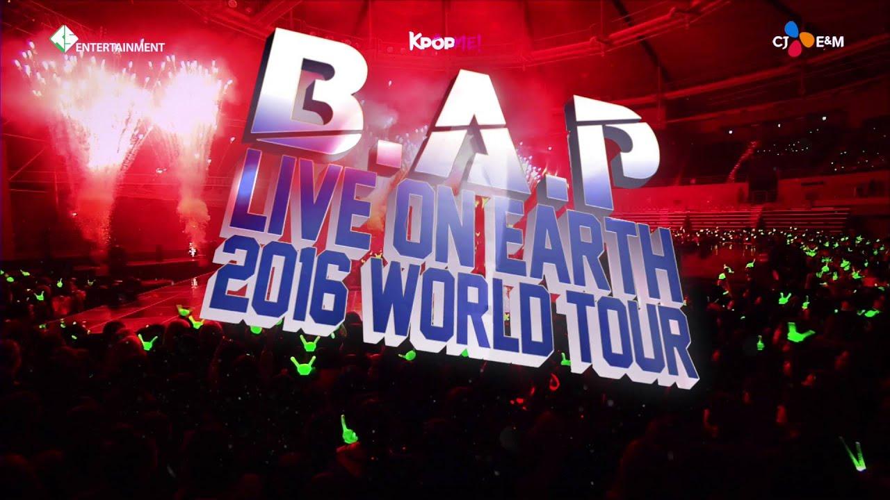 Bap World Tour  Canada