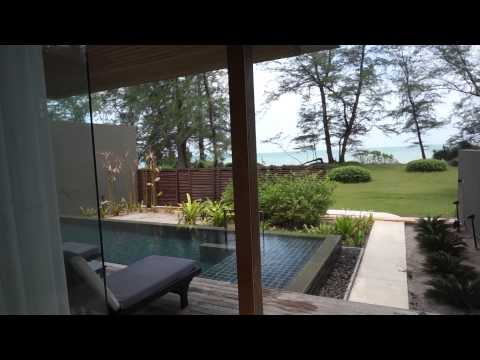 Renaissance Hotel in Phuket - Three Bedroom Ocean Front Villa