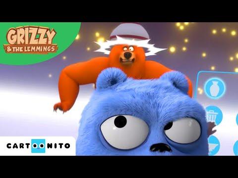 Grizzy i lemingi | Domowy awatar | Boomerang