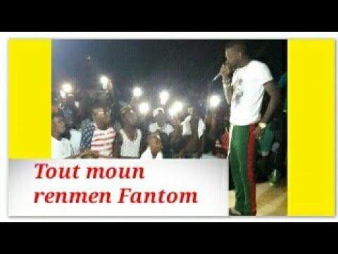 Fantom - Pote Rap pou tout Kouch (VIDEO EXCLUSIVE)