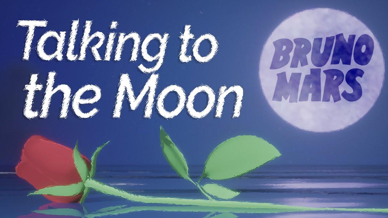 TALKING TO THE MOON (Lyrics) - Bruno Mars [TikTok] - Caleb Hyles Cover