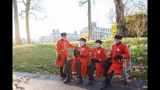 Become a Chelsea Pensioner at the Royal Hospital Chelsea