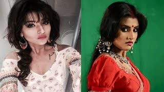 Radha // Zeebangla  Serial Actress Rupsa Chatterjee Unseen Photos