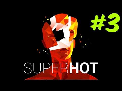 ARTIK BİZDEN BİRİSİN!! | Superhot #3 [FİNAL]