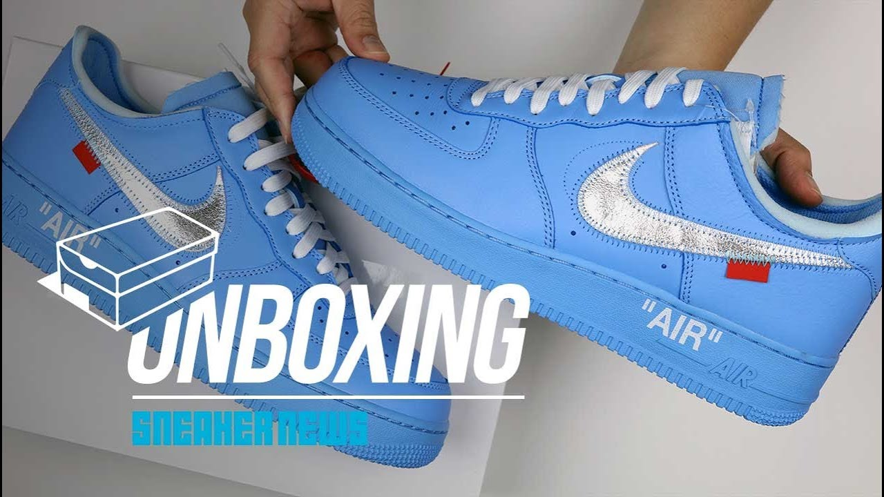 nike air force 1 azzurre