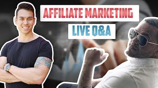 Affiliate Marketing For Beginners ($3,000 Per Month From Scratch) With Anthony Alfonso