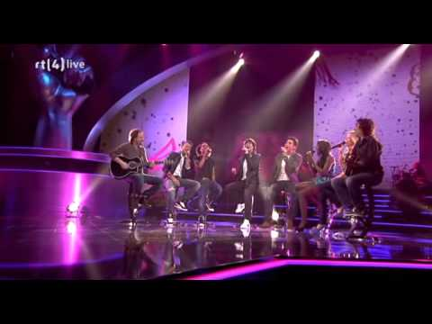 Nick & Simon & Friends in The Voice of Holland 10-12-2010.avi