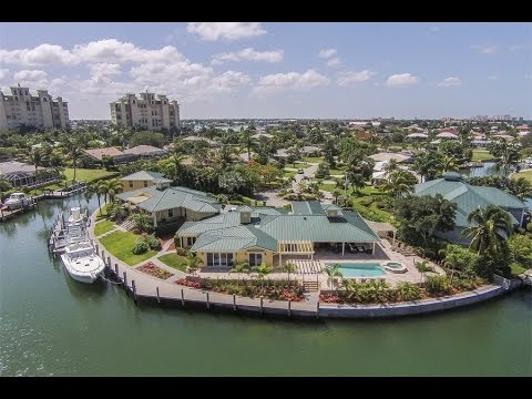 Boaters Dream Home in Marco Island, Florida
