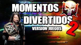 MOMENTOS DIVERTIDOS #2|Versión juegos