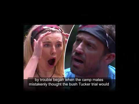 I'm A Celebrity 2017: Toff CLASHES with Jamie and Amir in ANOTHER Bushtucker bust-up