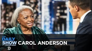 """Carol Anderson - """"One Person, No Vote"""" & The Impact of Voter Suppression 