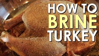 How To Brine & Prepare A Turkey | Art Of Manliness