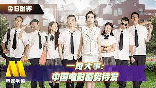 一周大事:中国电影蓄势待发【今日影评 | Movie Talk】