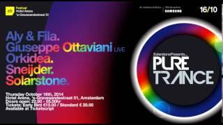 Giuseppe Ottaviani – Pure Trance ADE 2014 (Hotel Arena, Amsterdam) – 16.10.2014