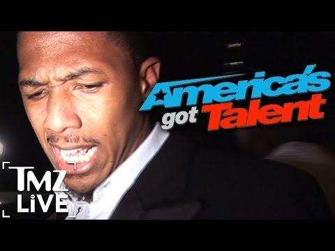 Nick Cannon Quits 'America's Got Talent' | TMZ Live