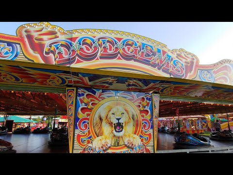 Fun Fair Vlog - Riverside Park July 2019