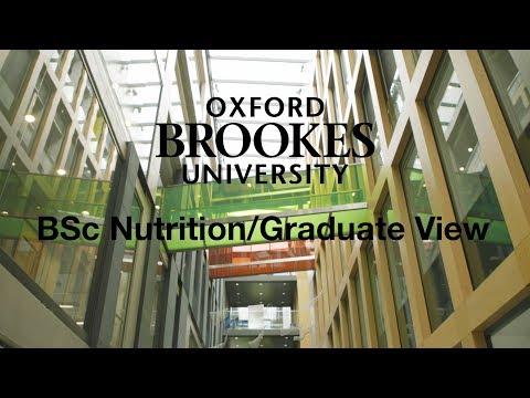 BSc Nutrition/Graduate View