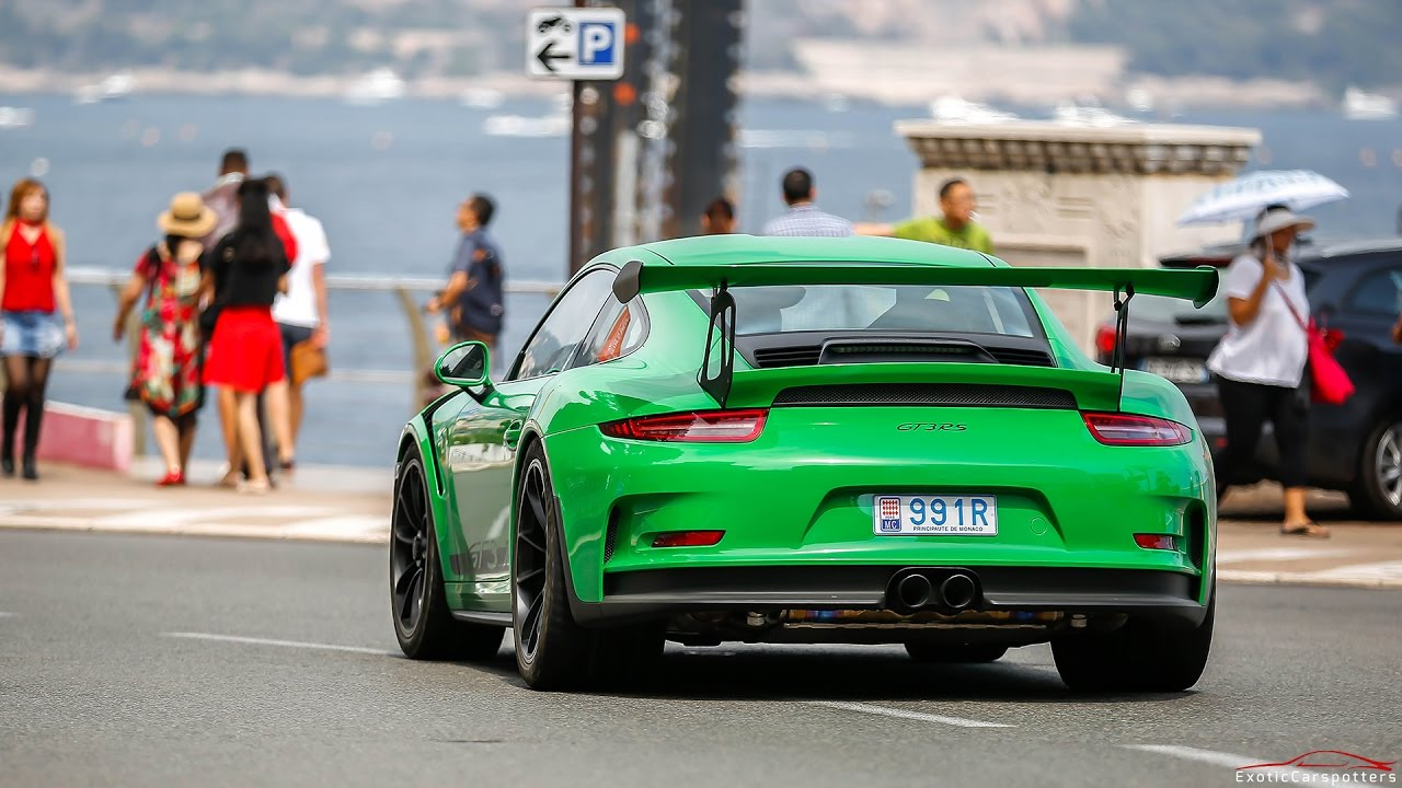 12x porsche 991 gt3 rs driving in monaco cannes youtube. Black Bedroom Furniture Sets. Home Design Ideas