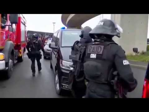 Man Shot Dead At Paris Orly Airport