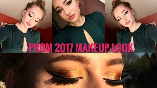 PROM MAKEUP LOOK 2017 | By Anja