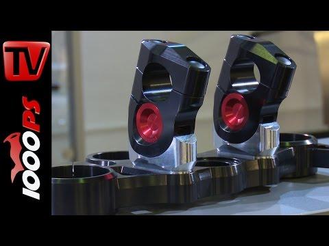 ABM Kawasaki ZX-10R 2016 | Verstellbarer Riser