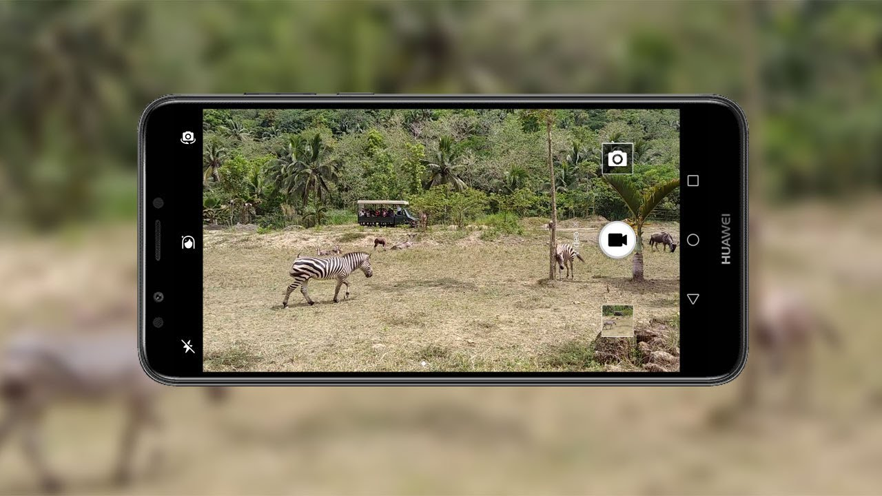 Huawei Nova 2 Lite Sample Videos