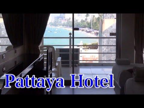 【Pattaya Hotel】At Sea Residence ~ Walking Street Hotel ~ アット シー レジデンス ☆オーシャンビュー!【ウォーキングストリート徒歩0分】