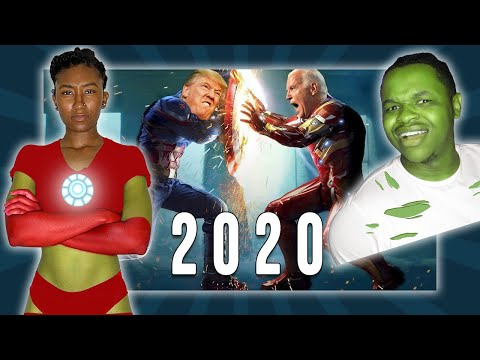 2020 Portrayed by Marvel REACTION | RIP Kobe Bryant and Chadwick Boseman @Those2! REACTS