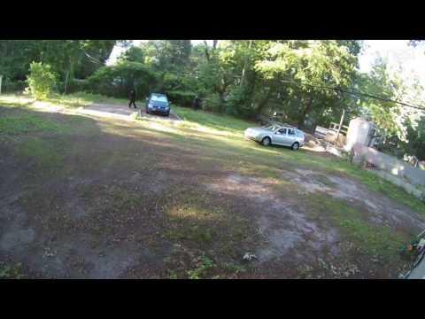 Newport News Police responding to trespassing acitivity