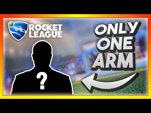 Meet the Top 5 Rocket League Player With 1 Arm