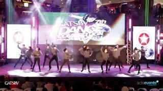 GATSBY 7th Dance Competition Philippine Finals 2014 | MOVE TO THE GROOVE | PUP
