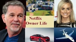 Reed Hastings ( Netflix Owner )- Lifestyle | Net worth | story | jet | Family | Bio | Information