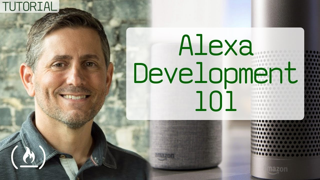 Amazon Alexa Development 101 (full tutorial course - June 2018 version)