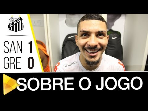 Alison e Luiz Felipe analisam vitória sobre o Grêmio