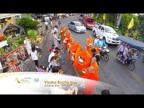 Spirituality that excites all the senses: Visakha Bucha Day