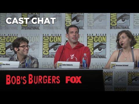 Comic-Con 2014: Panel - Fan Q&A | Season 5 | BOB'S BURGERS