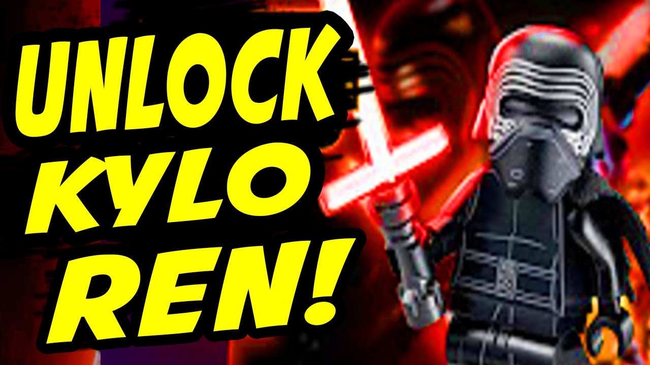Unlock Kylo Ren Cheats For Lego Star Wars The Force Awakens