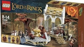 Lego Lord Of The Rings Nr.79006 The Council Of Elrond  Review.