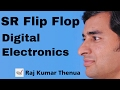 SR Flip flop in Hindi | Digital Electronics by Raj Kumar Thenua | Hindi / Urdu