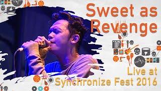 Sweet as revenge Live at SynchronizeFest 2016