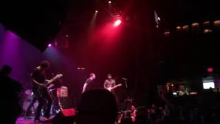 Touché Amore - New Halloween (Live) - 4/2/17 - HOB Orlando