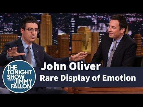 Thumbnail: John Oliver Showed a Rare Display of Emotion