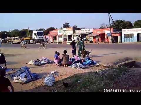 Market in Malawi